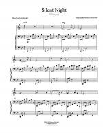 Silent Night (Bb Instrument) Sheet Music