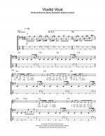 Voulez Vous Sheet Music