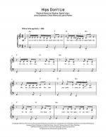 Hips Don't Lie Sheet Music