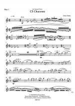 CS Chaconne parts Sheet Music