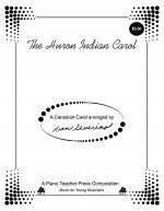 The Huron Indian Carol Sheet Music