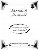 Memories of Maastricht Sheet Music