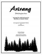 Arirang Sheet Music