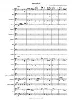 Shenandoah for School Orchestra Sheet Music