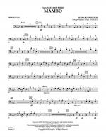 Mambo (from West Side Story) - String Bass Sheet Music