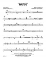 Mambo (from West Side Story) - Percussion 2 Sheet Music
