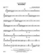 Mambo (from West Side Story) - Percussion 3 Sheet Music