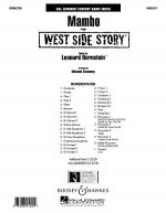 Mambo (from West Side Story) - Conductor Score (Full Score) Sheet Music