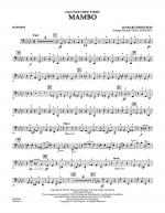 Mambo (from West Side Story) - Bassoon Sheet Music