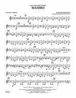 Mambo (from West Side Story) - Bb Bass Clarinet Sheet Music