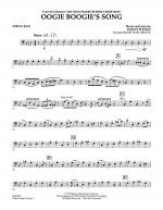 Oogie Boogie's Song (from The Nightmare Before Christmas) - String Bass Sheet Music