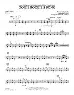 Oogie Boogie's Song (from The Nightmare Before Christmas) - Percussion 1 Sheet Music