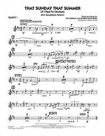 That Sunday That Summer (If I Had to Choose) - Trumpet 1 Sheet Music
