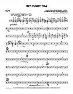 Hey Pocky Way - Drums Sheet Music