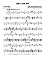 Hey Pocky Way - Aux Percussion Sheet Music