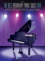 The Best Broadway Piano Solos Ever Sheet Music