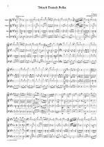 J.Strauss Trisch Trasch Polka Sheet Music