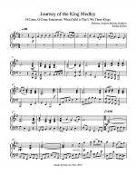 Journey of The King Medley Sheet Music