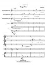 Arke Tango Sheet Music