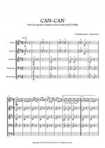 Can-Can Sheet Music