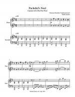 Pachabel's Noel Sheet Music