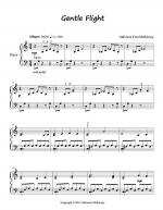 Gentle Flight Sheet Music