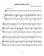 Show Some Love Sheet Music