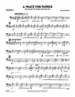 A Waltz for Patrice - Trombone 4 Sheet Music