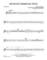 Me He de Comer Esa Tuna - Bb Trumpet 2 Sheet Music