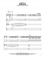 Athena Sheet Music