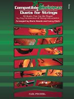 Compatible Christmas Duets for Strings Sheet Music