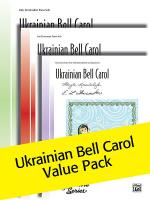 Ukrainian Bell Carol (Value Pack) Sheet Music