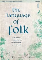 The Language of Folk, Book 1 Sheet Music